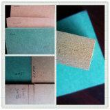 Водоустойчивый MDF зеленого цвета Fiberboard ранга мебели