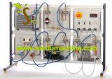Réfrigérant duel rotatoire évacuant de pompe de vide de palette de station de charge de reprise