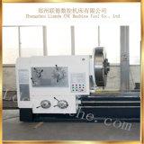 Fabricación ligera horizontal convencional de alta velocidad de la máquina del torno Cw61160