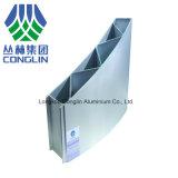 軽い柵によって使用されるアルミニウム放出のプロフィール