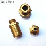 CNC do bronze que faz à máquina as auto peças de sobressalentes feitas em China