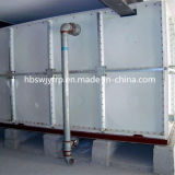 бак для хранения воды 500m3 FRP для водопотребления для орошения