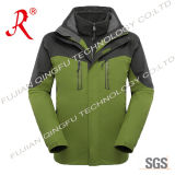 Breathable напольная куртка лыжи техника (QF-667)