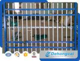 Schermen van het smeedijzer/Decoratie Gesmeed Staal die Antirust Omheiningen gebruiken