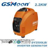 Generatore monofase standard dell'invertitore della benzina di CA 4-Stroke 2200W con Ce & approvazione di EPA