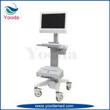 Réglage de la hauteur Panier pour ordinateur portable de l'hôpital