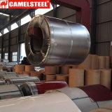 Acero galvanizado sumergido caliente del material de construcción en bobina