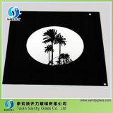 Ofen-Tür-Glas Shandong-Taian 4mm hitzebeständiges