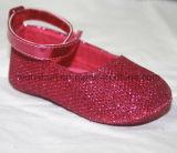 シンプルな設計の赤ん坊靴Ws1310