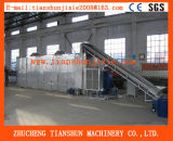 Machine van /Drying van het Netwerk van het Dehydratatietoestel van /Food van de Riem van het Netwerk van de Hete Lucht van het fruit de Drogere voor Vruchten 6000