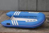 Liya 4.3m geöffnetes Fußboden-Rippen-Boots-aufblasbares Gummiboot