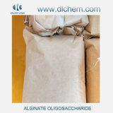 Catégorie comestible/alginate industriel de sodium de viscosité inférieure de pente avec le meilleur prix