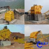 Trituradora de impacto fácil aprobada del funcionamiento ISO9001 para la planta machacante de piedra