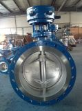 Api Cast Iron/Steel, Flanged/Lug/Wafer Butterfly Valve con Manul