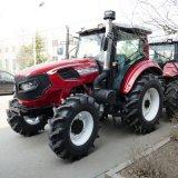 Trattore agricolo del trattore 904 della rotella del trattore 90HP della rotella dell'azienda agricola