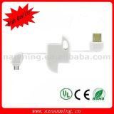 De in het groot Kabel van de Micro- USB Gegevens van de Lader Keychain