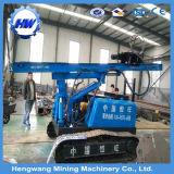 6.5m Profundidade do Crawler Hammer Vibratory Pressure Pile Hammer
