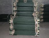 농장 담을%s 최고 백색 또는 금속 T 포스트를 가진 미국 표준 장식용 목을 박은 T 포스트