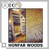 Отливать в форму древесины строительного материала твердой древесины обходя