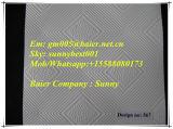 De 595*595mm 3D Gipsplaat van uitstekende kwaliteit