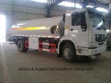 15 Cbm 연료 탱크 트럭