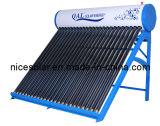ハイテクの工場直接価格の太陽給湯装置