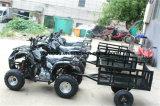 2017 exploração agrícola elétrica aprovada ATV do Ce 5kw UTV do modelo novo 2-Seat