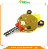 Kundenspezifischer Entwurf 3D Belüftung-Schlüssel-Deckel