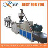 Máquina plástica de madera de la protuberancia del PVC WPC con la línea de granulación