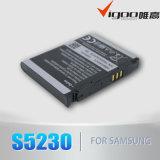 Batería del Litio-Ion para Samsung S5230 caliente
