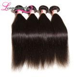 染められた100%の自然なバージンのRemyのバルクインドの毛の拡張はある場合もある