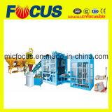 Vollautomatischer hydraulischer Block Qty4-15, der Zeile, Block herstellt Maschine bildet