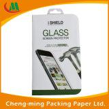 Caixa de papel do protetor barato da tela do vidro Tempered para o uso da finalidade