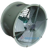 Feuer-Rauch-einzelner Gang-industrielle axiale Ventilatoren für HVAC-Systeme