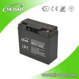 12V 7ah nachladbare Sonnenenergie-Leitungskabel-Säure-Batterie