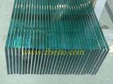 Glace Tempered/stratifiée transparente de balustrade/de flotteur de sûreté escaliers de balustres