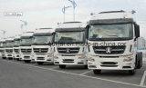 販売のための新しいBeiben V3 6X4 10の車輪のトラクターヘッドトラック