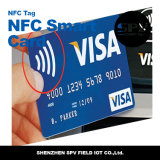 Cartão programável de Icode Slix ISO15693 13.56MHz RFID