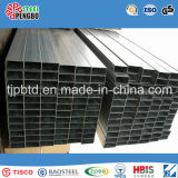 Tubo rettangolare del acciaio al carbonio/tubo d'acciaio del quadrato