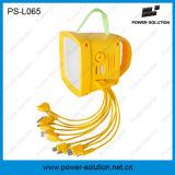 Radio Lanterne solaire avec charge de téléphone portable