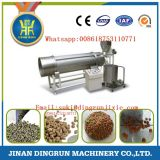 Linha de processamento da alimentação do animal de estimação/cão/gato/peixes/máquina/maquinaria da extrusora