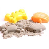 DIY Educational Toy 2000g Sand Baby Color Moon Magic Sand mit 7 Accessories (10226403)
