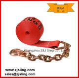 """Cinta da catraca com extensões Chain 3 de """" vermelho X 27 '"""