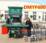 Ziegeleimaschine des Lehm-Dmyf600 blockierenin Kazakhstan