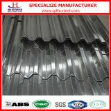 Lamiera sottile d'acciaio ondulata rivestita del ferro dello zinco