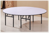 Faltendes Round Wedding Banquet und Hotel Table (M-X1205)