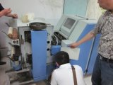 Chameau Yarn Carding et Spinning Textile Machine
