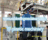 Water Fully-Automatic Tank Blow Molding Machine para 500-1000L