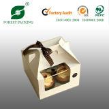 Claro personalizado caja de acrílico (Fp600161)