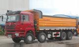 18CBM容量のSHACMAN D'LONG 6X4 380hpのダンプカートラック
